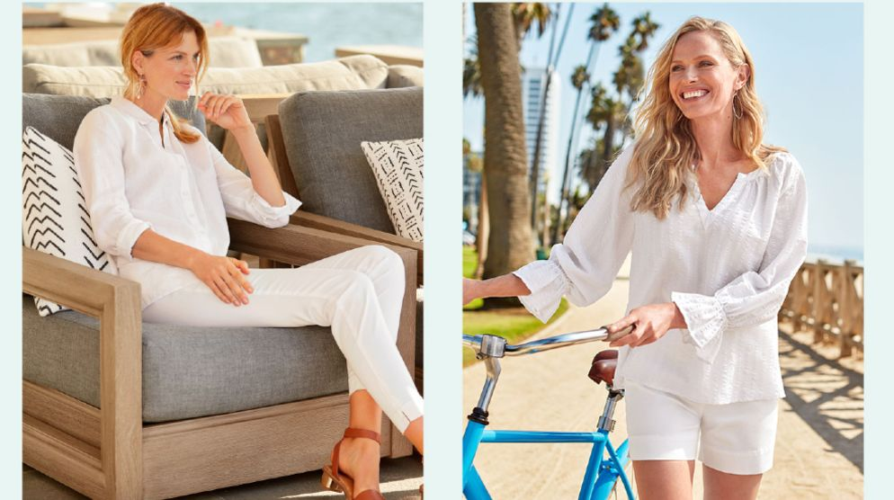 Virtual Shopping Appointments with Tommy Bahama