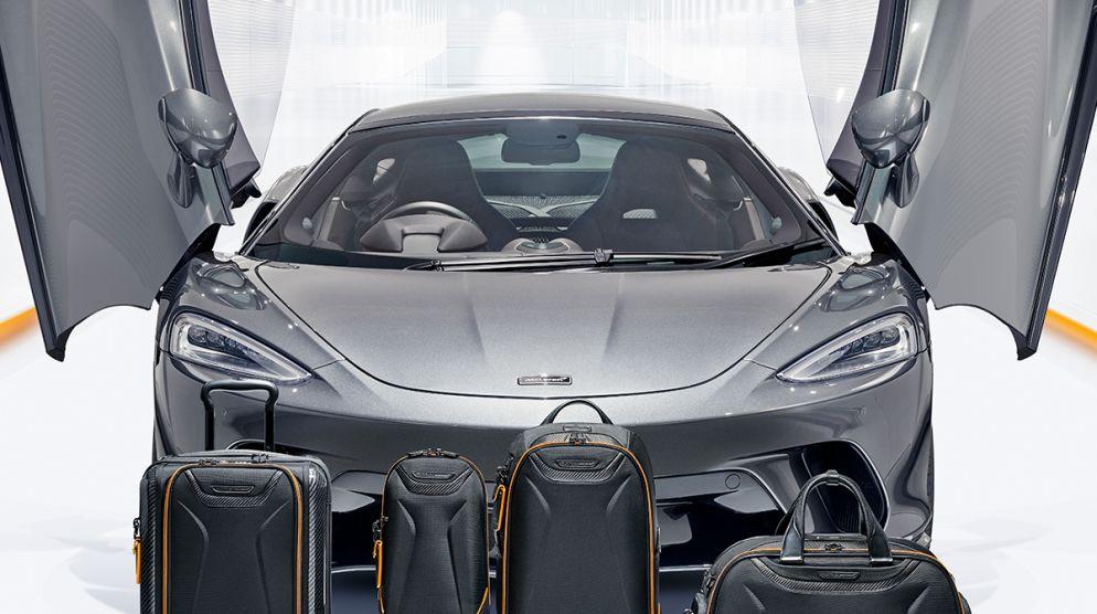 TUMI   McLaren Collection