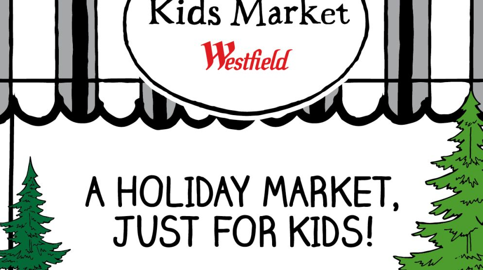 Kids Holiday Market