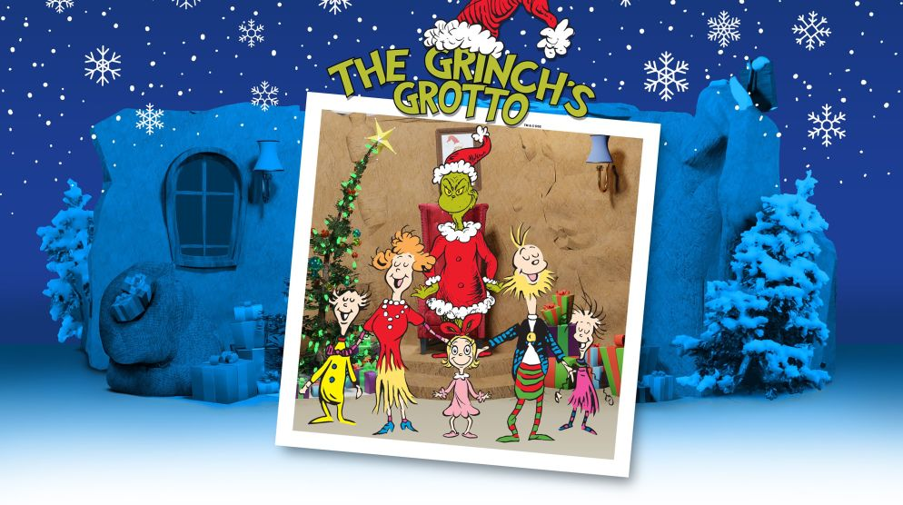 The Grinch's Grotto