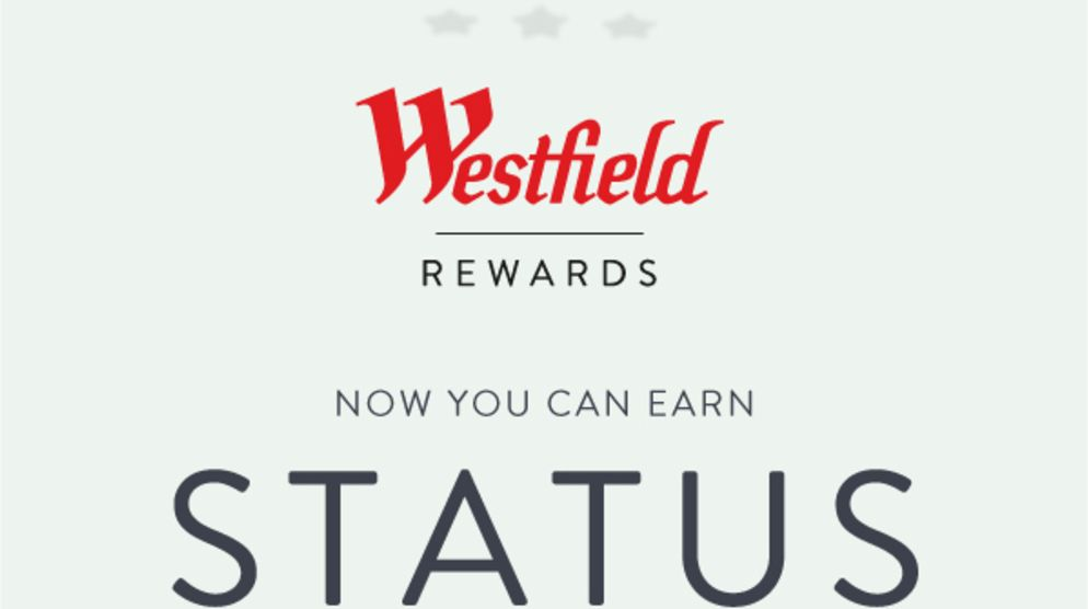 Westfield Rewards Just Got Better!