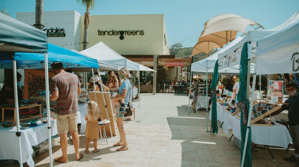 Traveling Artisan Market