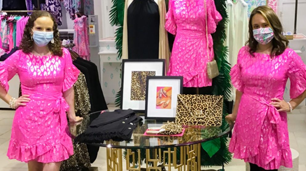 Lilly Pulitzer Private Shopping Appointments