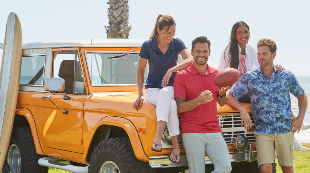 Tommy Bahama Fall Collection