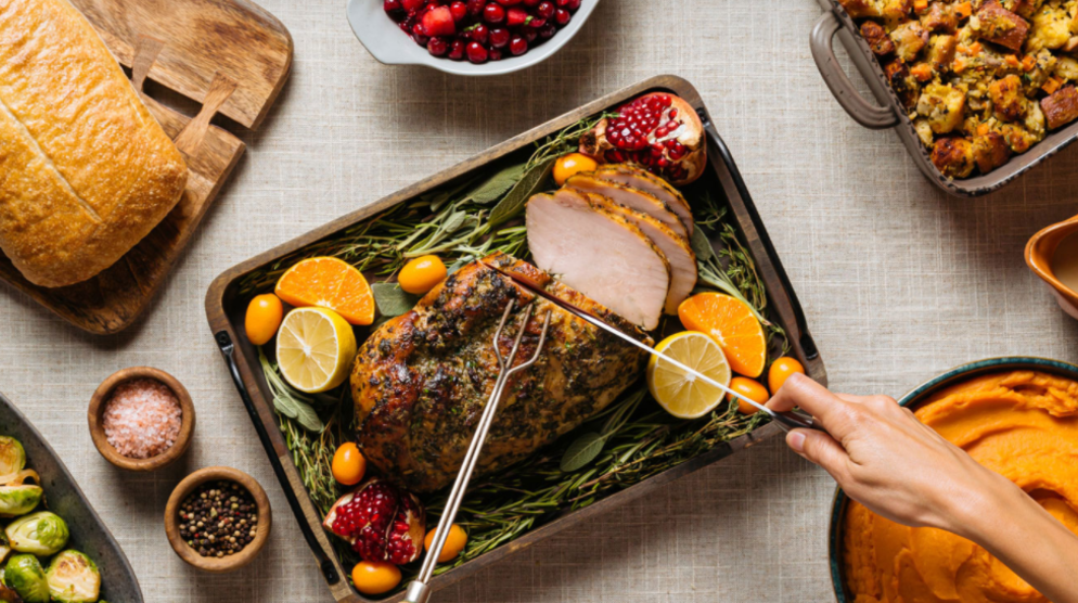 Urban Plates To Go Turkey Family Feast