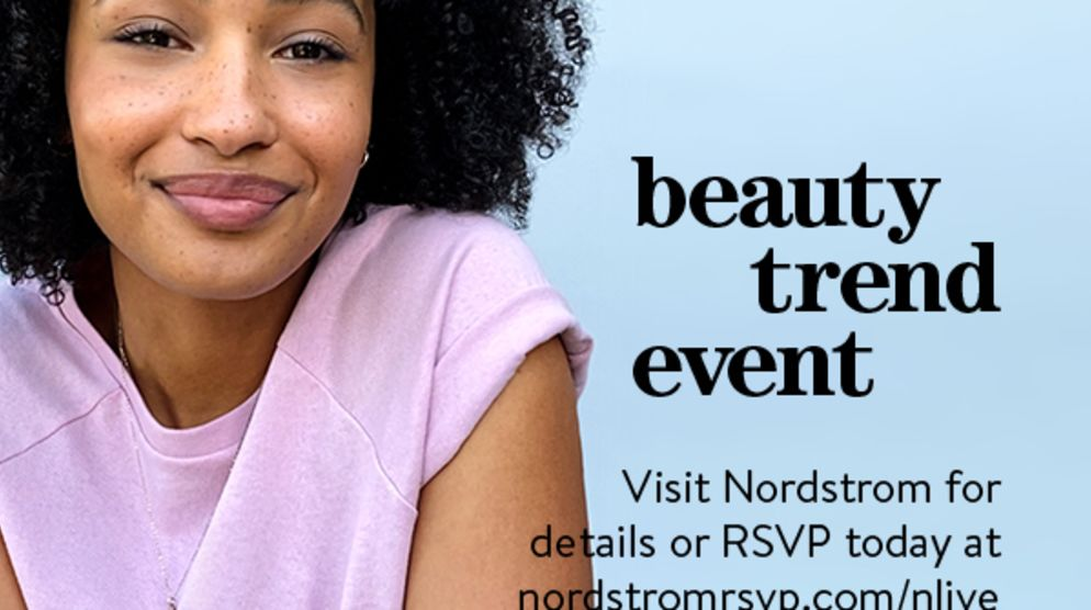 Fall Beauty Trend Event at Nordstrom