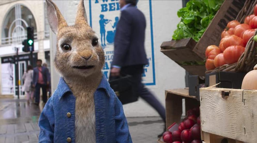 New Movie: Peter Rabbit 2
