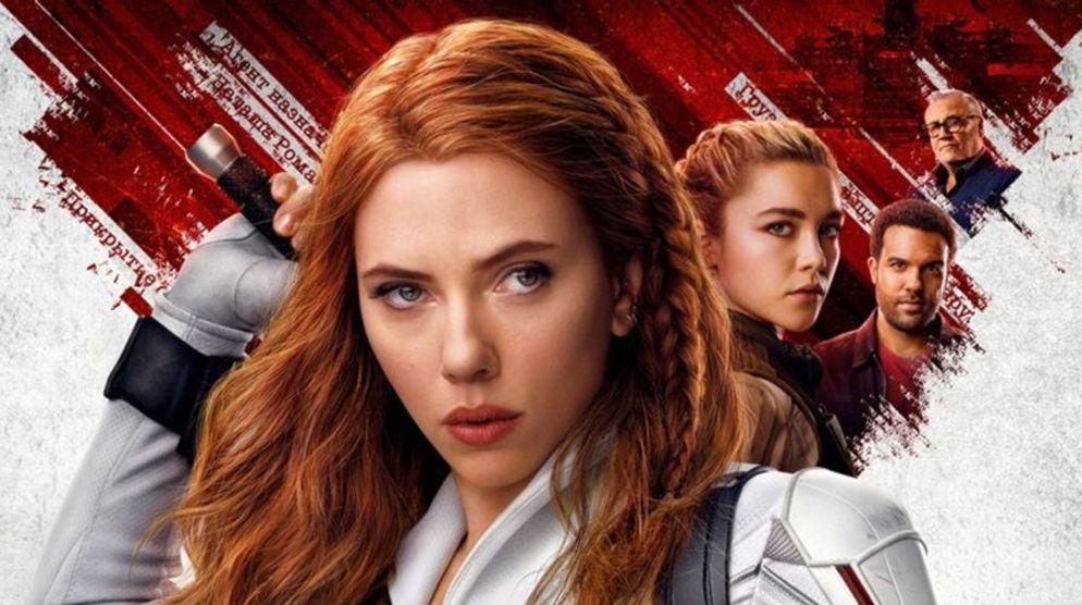 New Movie: Black Widow
