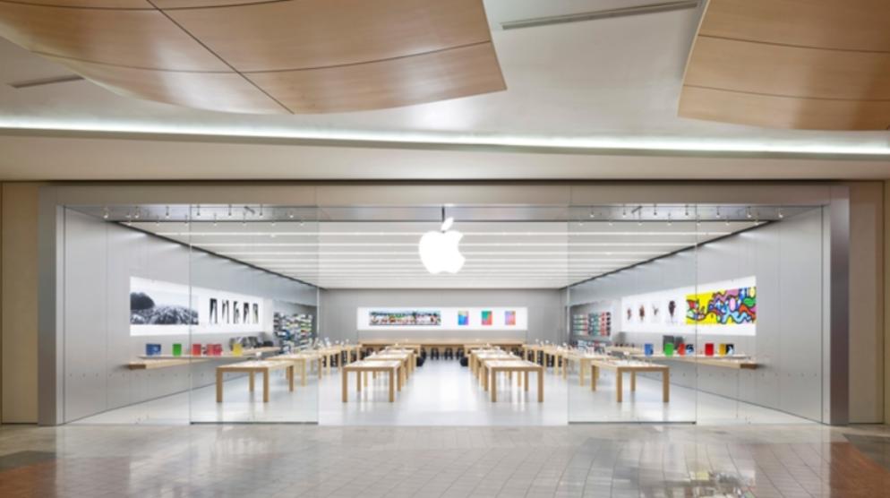 Re-Open: Apple Store