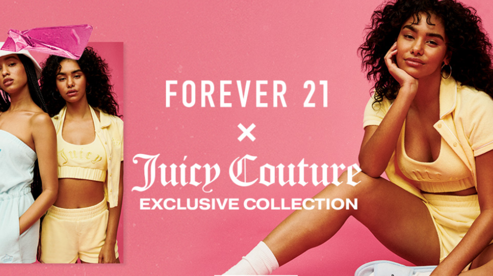 Exclusive: Juicy Couture x Forever 21
