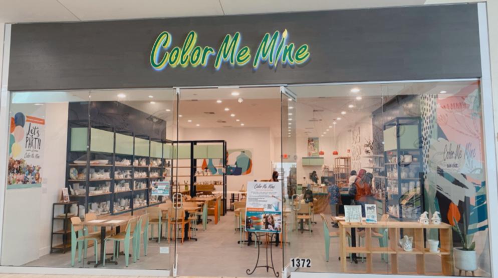 Re-open: Color Me Mine
