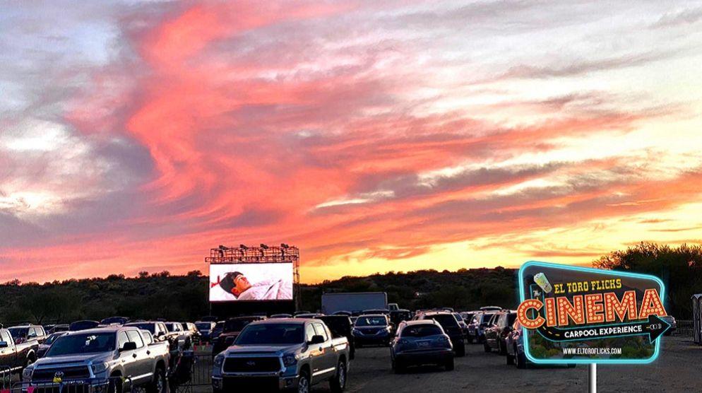 El Toro Flicks Carpool Cinema