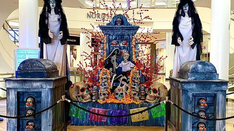 Día De Los Muertos Pop-Up Photo Museum