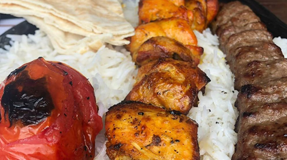 Massis Kabob Now Open - Patio Dining