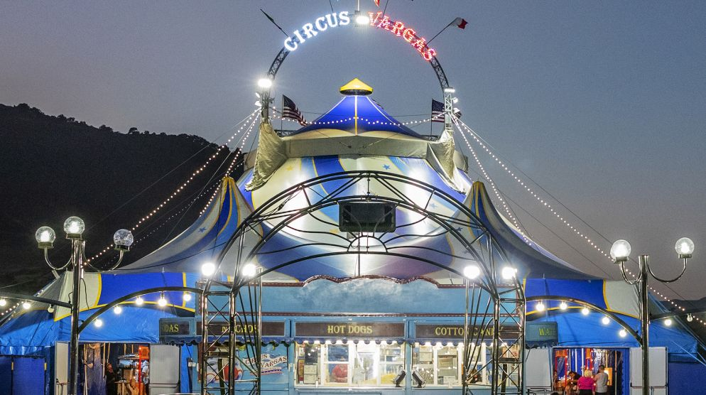 Circus Vargas is Back