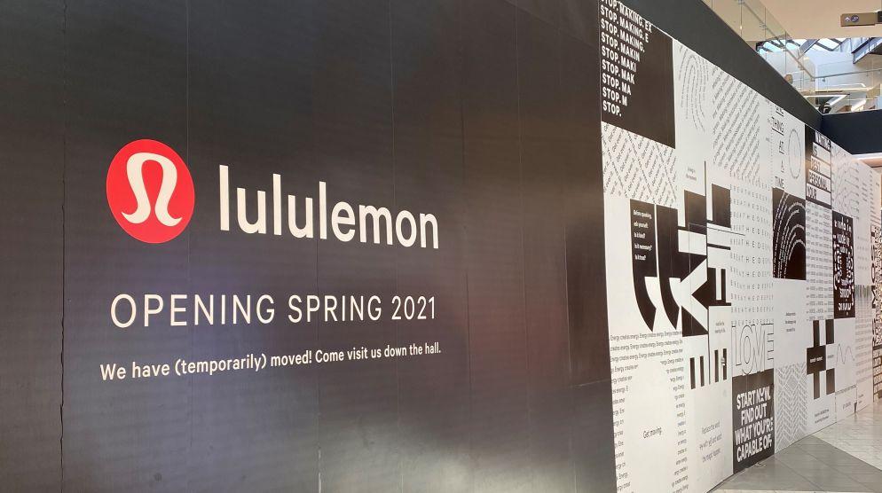 lululemon Grand Opening Event