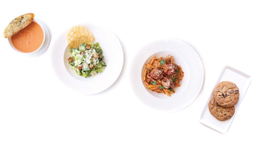 Nordstrom Marketplace Cafe Meals To Go