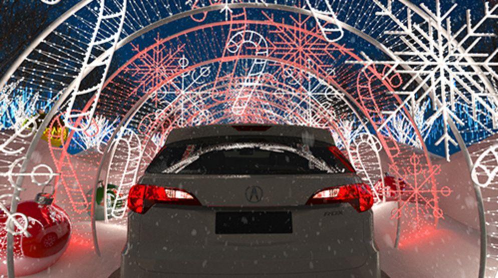 WonderLAnd  Drive-Thru Adventure
