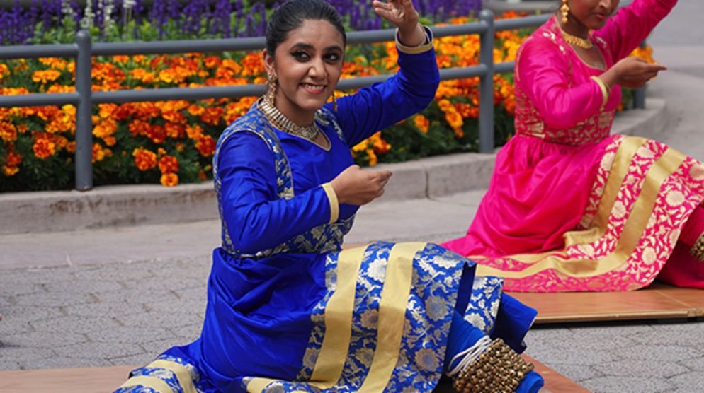 Celebrate Diwali with Leela Dance Collective