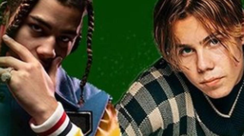 Jingle Ball 2020: Hang with 24kGoldn & The Kid LAROI