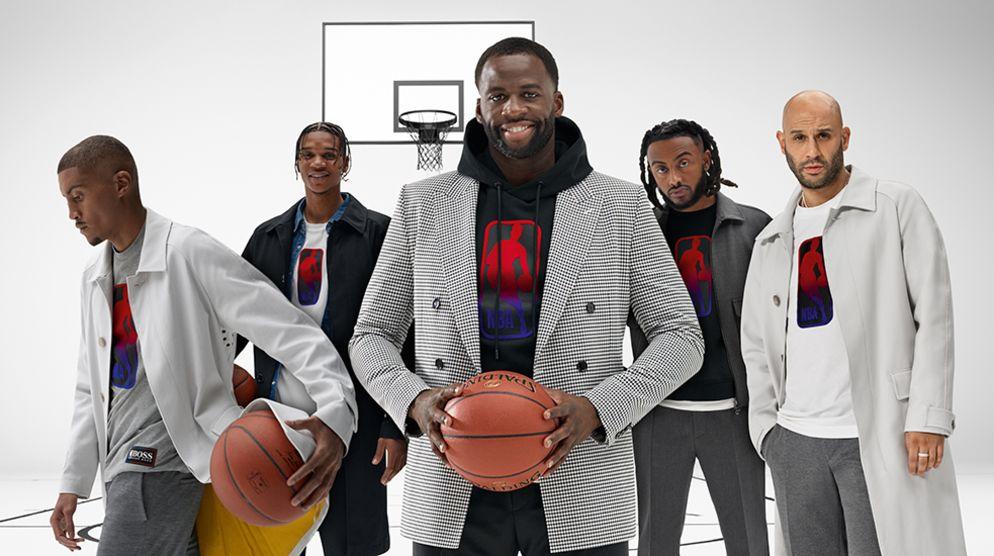 NBA x BOSS