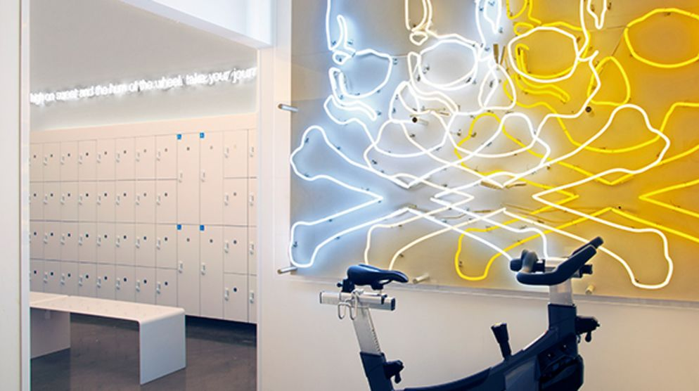 Now Open: SoulCycle