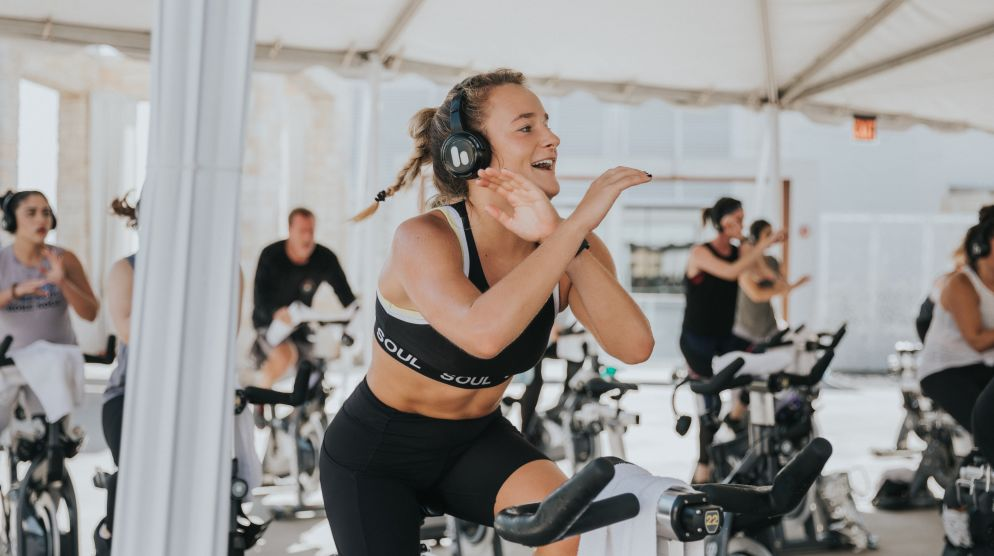 SoulOutside with SoulCycle