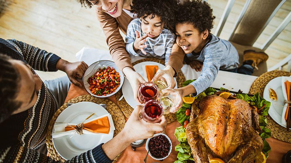 Thanksgiving at UTC