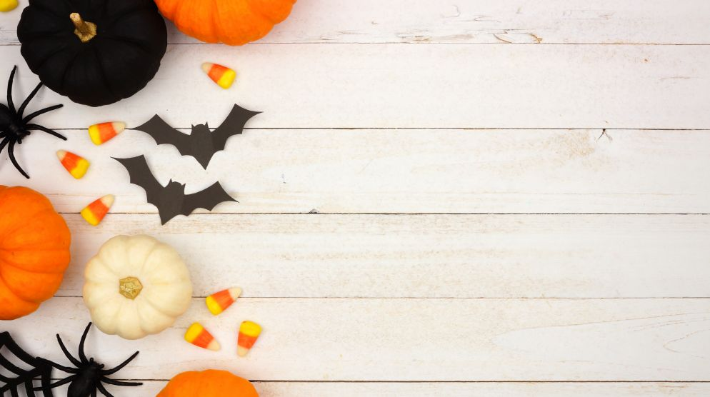 Halloween Kids Time Scavenger Hunt