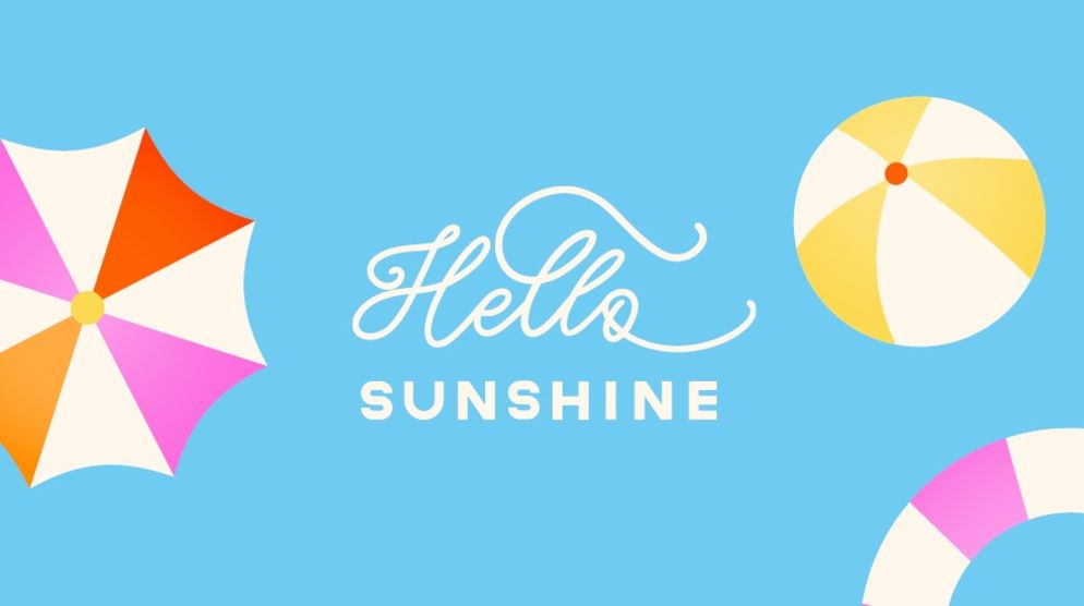 Hello Sunshine: Coffee with a Cop