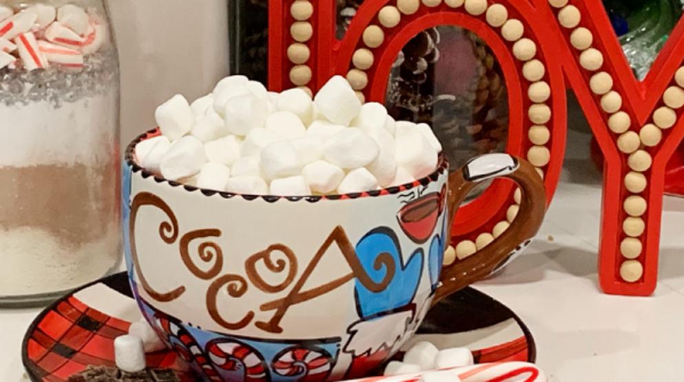 Jumbo Cocoa Mug