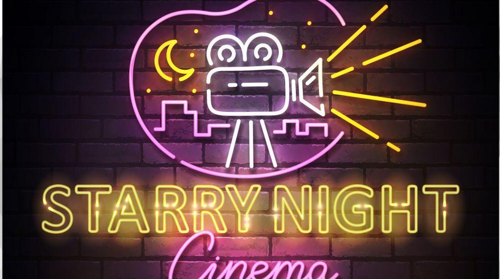 Starry Night Cinema benefitting Circle of Hope