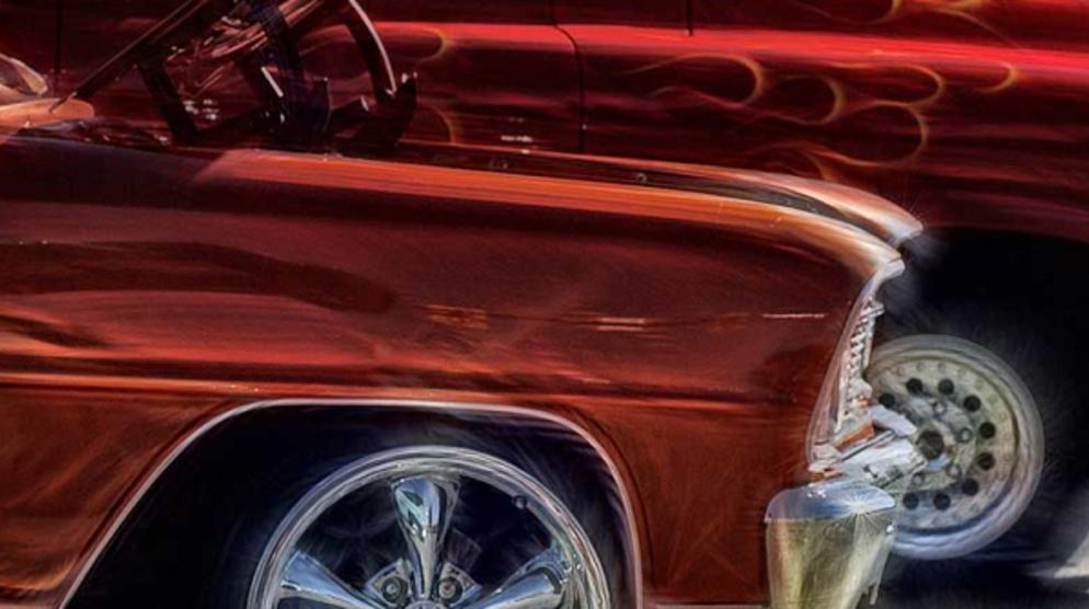Cars Under the Stars benefitting WiSH Education Foundation