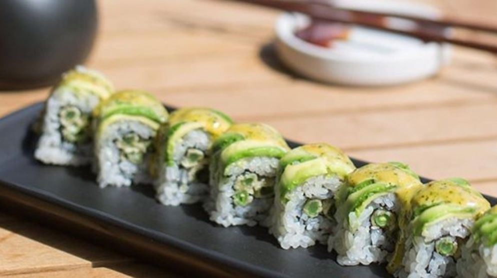 Bamboo Sushi: Now Open