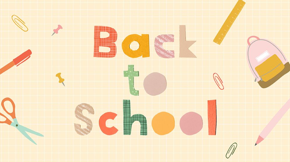 Back To School Double Points