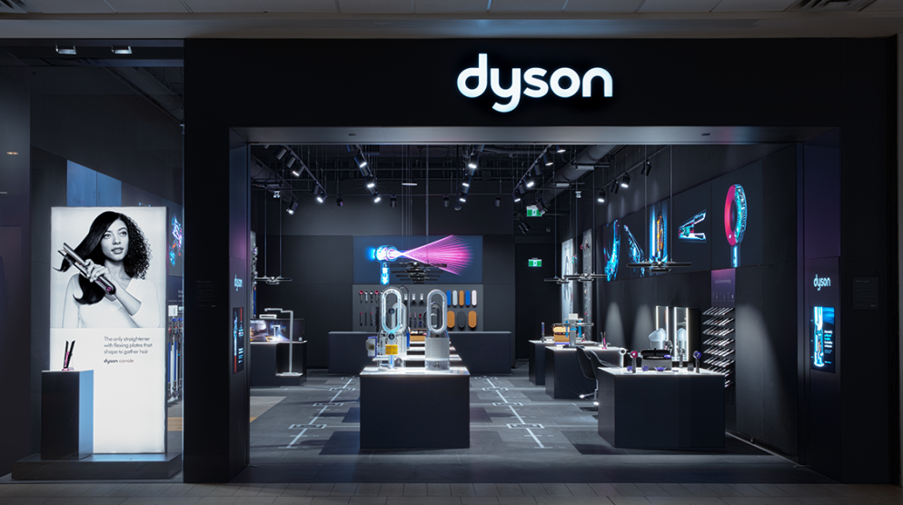 Dyson Grand Opening