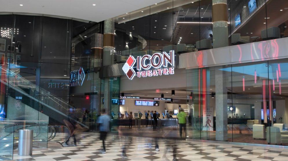 Now Open: Icon Theatres