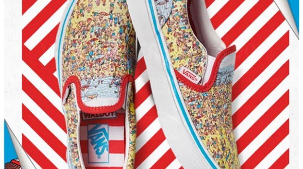 VANS X Where's Waldo? Collection