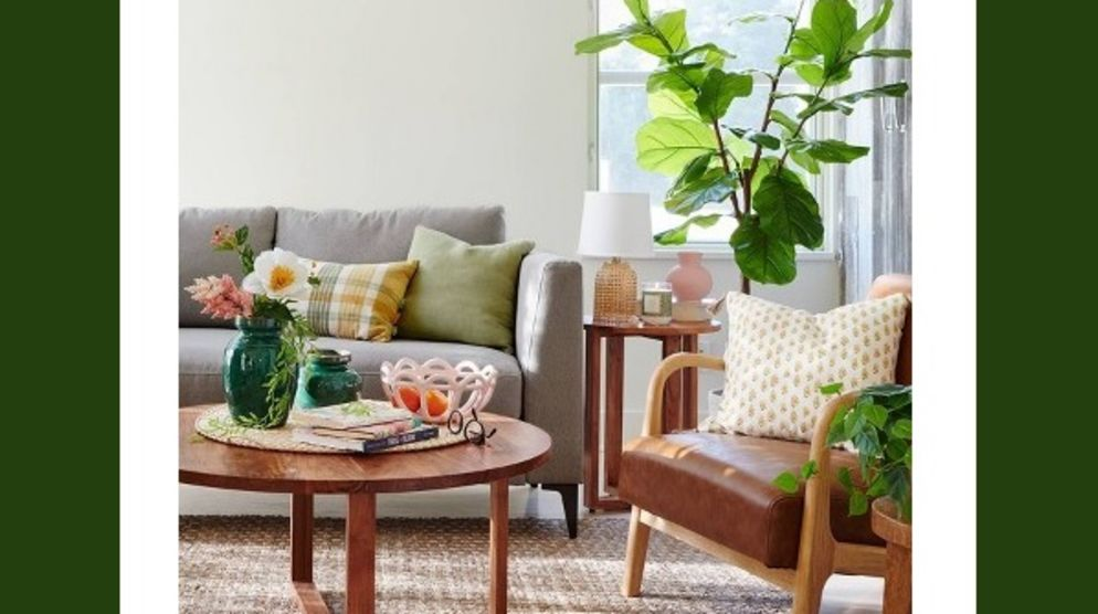 Target Spring Living Room Décor Collection