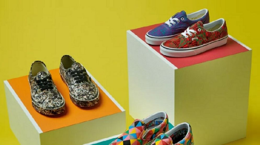 Vans and MoMA Collaboration