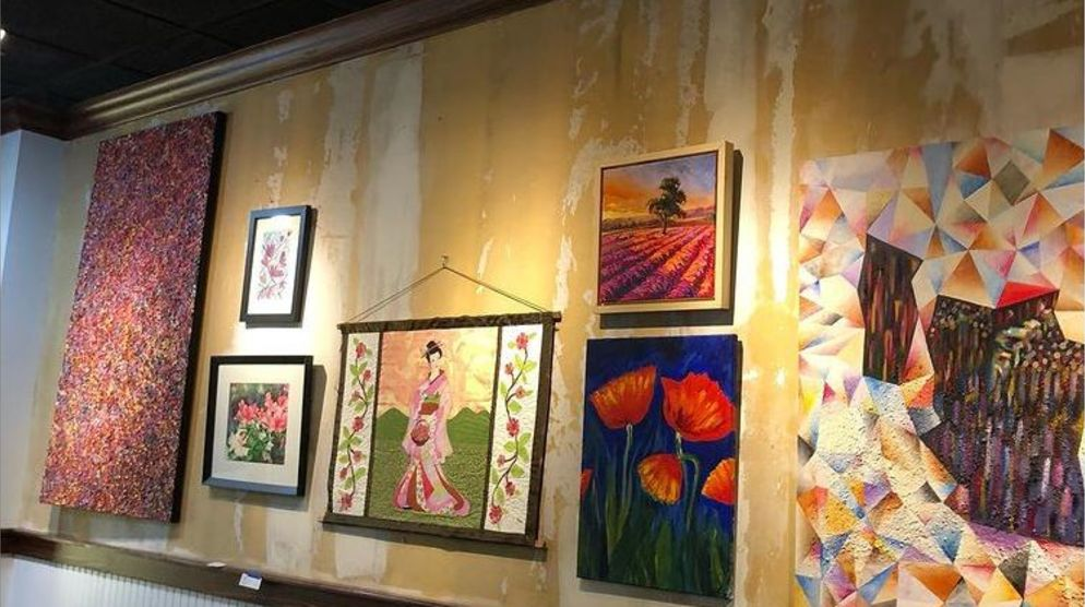 "Spring Exhibition ""Blossom"" at WAP Gallery"
