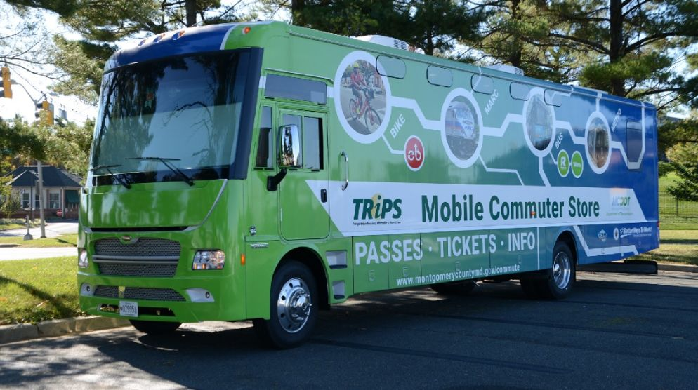The Mobile Commuter Store