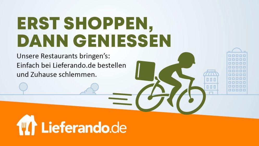 Unsere Restaurants bei Lieferando.de
