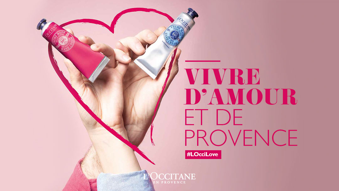 Vivre d'amour et de Provence