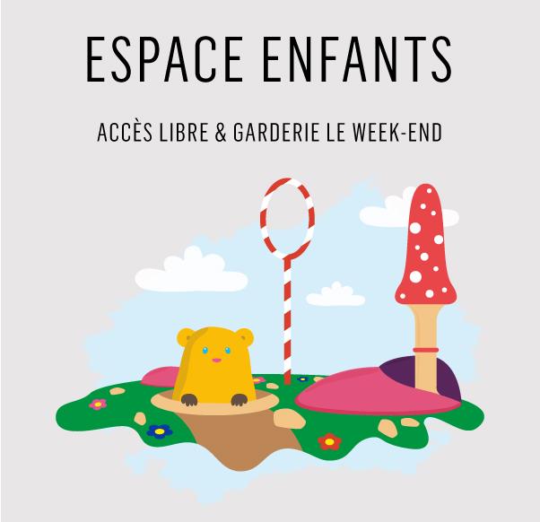 Espace Enfants & Garderie