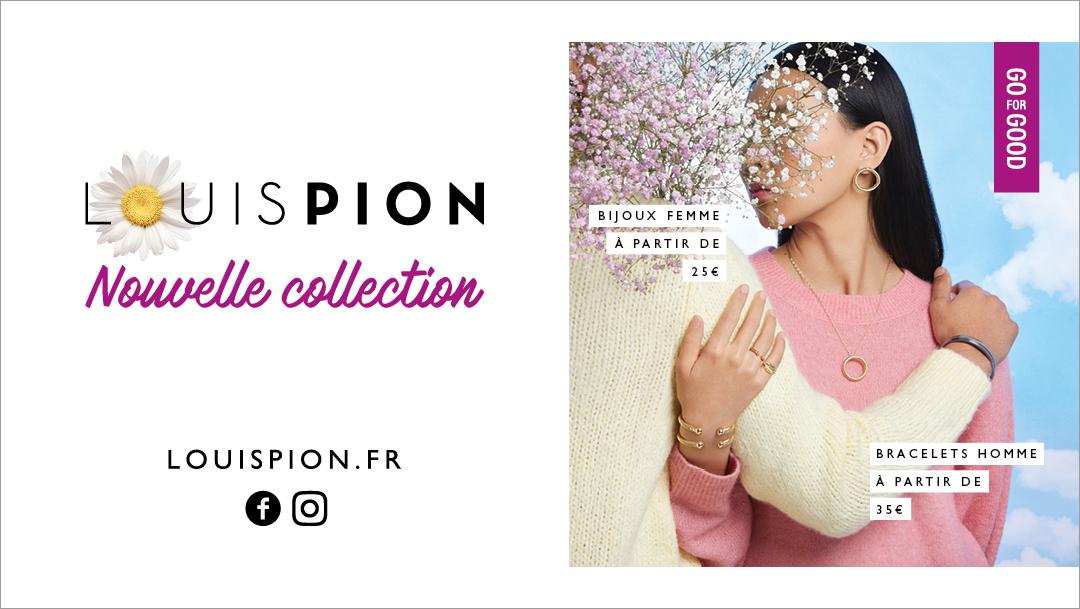 La nouvelle collection de Louis Pion