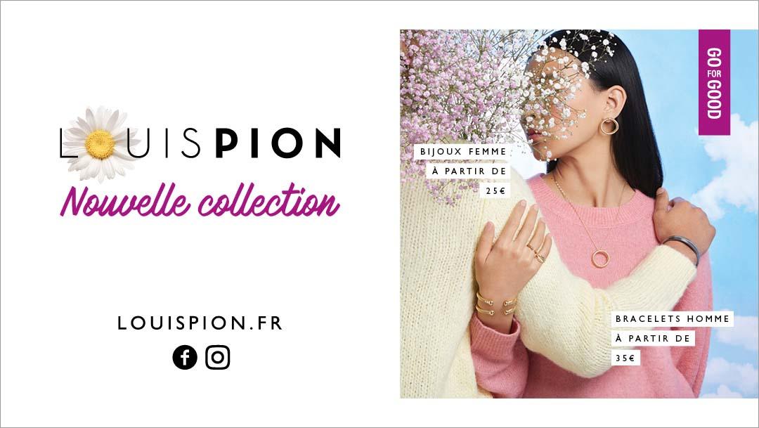 Nouvelle collection Louis Pion