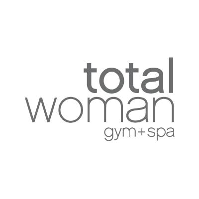 Total Woman Gym + Spa logo