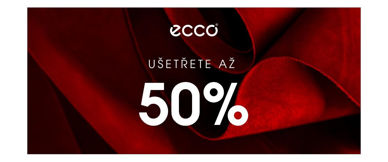 Zimní výprodeje v ECCO