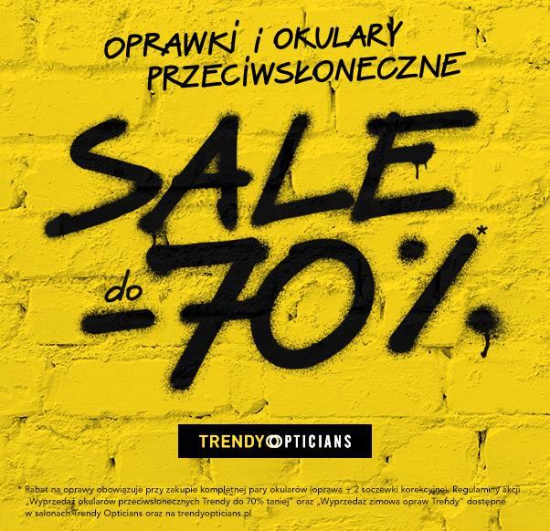 Trendy SALE do -70%!